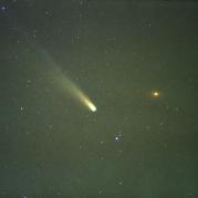Ikeya-Zhang e M 31