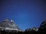 Moonlit Dolomites