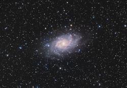 M33 NEL TRIANGOLO